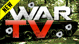 "War TV && This channel features rare 1940s war serials such as ""Adventures of the Flying Cadets,"" ""The Fighting Marines"" and ""The Perils of Pauline."""
