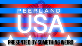 Peepland USA && Vintage classic girlie films, arcade loops and sundry sex ephemera.