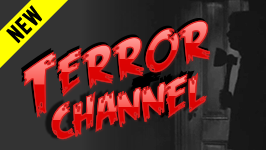 Terror Channel && The Terror Channel has the most extreme, outrageous insanity, depravity, debauchery, skullduggery and evil ever captured on film, featuring all manner of lunatics, sadists, torturers, psychopaths, murderers, zombies, sexual deviants, flesh-eaters, cannibals, monsters, goths, witches, Satanists, vampires, and all others generally up to no good.