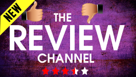 The Review Channel && Reviewed titles of the top movies from The Movie and Music Networks film library.