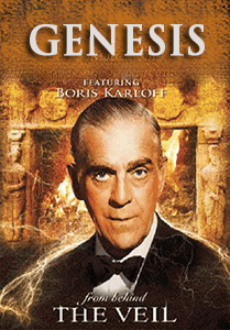 THE VEIL - Genesis && At the reading of the will, the family learns that the father has left the farm to oldest son John. Coniving son Jonas produces a second will that leaves the entire farm to him. It's up to the late father to come back and set the record straight. && NR && Frank P. Bibas (creator) && Boris Karloff, Denise Alexander, Tod Andrews &&   && 1958