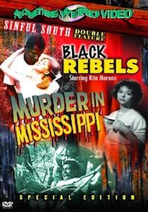 Murder in Mississippi && White dilettante Carol Lee Byrd and her two friends are arrested by mean racist Sheriff Engstrom in the deep south for trying to encourage local browbeaten black citizens to become ... && NR && Joseph P. Mawra && Sheila Britt, Sam Stewart, Derek Crane &&   && 1965