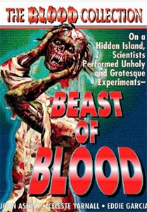 Beast of Blood && Here's a retro horror movie about a mad scientist who creates a monster, but after its head is cut off, he keeps it alive in a serum he has invented. && PG && Eddie Romero && John Ashley, Celeste Yarnall, Eddie Garcia &&   && 1971