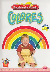 Colores && Colors introduces 10 different colors in a format designed to nurture your child's early learning skills all in Spanish. && G &&  &&  &&