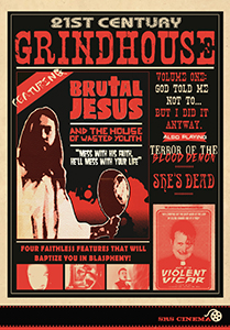Brutal Jesus and the House of Wasted Youth (R) && A group of Teenage Wasters are terrorized by a Christ like figure. && NR && Nik Box, Alex Dawson && Nik Box, Ben Brett, Alex Dawson &&   && 2010
