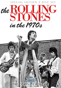 The Rolling Stones - In The 1970s, Disc 1 && This movie explores the fascinating story and extraordinary music of the Rolling Stones throughout the decade during which they changed history. Featuring contributions from an enormous list of friends and contemporaries, together with rare band footage, archive interviews and a plethora of other features, this beautifully packaged set will delight and inspire every Stones fan who picks it up. && NR && Alex Westbrook &&  &&