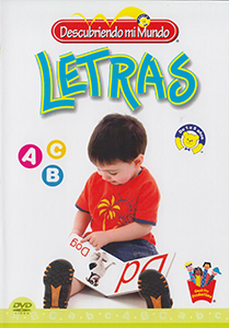 Letras && Letters will enhance your child's natural desire to learn in this fun-filled adventure through the ABC's! All in Spanish. && G &&  &&  &&   && 2002
