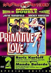 """Primitive Love && """"Doctor"""" Jayne Mansfield visits Italy to share her documentary on international mating customs with a colleague. && NR && Luigi Scattini && Jayne Mansfield, Franco Franchi, Ciccio Ingrassia &&   && 1964"""