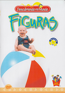 Figuras && Shapes introduces 8 different shapes in a format designed to nurture your child's early learning skills. All in Spanish. && G &&  &&  &&