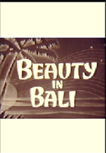 Beauty in Bali && Definitely not a horror cult film, maybe an erotic retro film? Beauty in Bali is a look at Bali, in the Dutch East Indies, 90 miles long, 45 miles wide, and home to a million people. && NR && Ben Schwalb && James A. FitzPatrick &&   && 1940