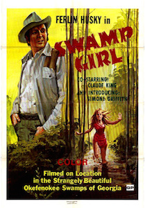 "Swamp Girl && A little blonde girl who is abandoned by her parents in the Florida swamps is rescued and raised by a black man she calls her ""Pa"". She takes it upon herself to protect all the creatures in... && G && Donald A. Davis && Ferlin Husky, Claude King, Steve Drexel &&   && 1971"