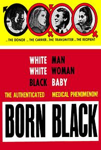 Born Black && A wealthy German businessman has a one-night stand with a waitress who works in a jazz club and whose black boyfriend... && R && Rolf von Sydow && Gabriele Buch, Günther Schramm, Elisabetta Fanti &&   && 1969