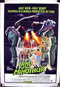 Land of the Minotaur (R) && A satanic cult kidnaps 3 young people and Priest Donald Pleasence and Costas Skouras must save them from the hands of this evil! && PG && Kostas Karagiannis && Donald Pleasence, Peter Cushing, Luan Peters &&   && 1976