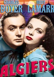 Algiers && Beautiful Gaby meets a romantic jewel thief in the mysterious Casbah. &&  && John Cromwell && Charles Boyer, Hedy Lamarr, Sigrid Gurie &&