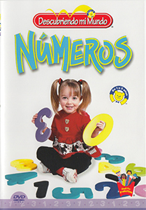 "Numeros && Numbers is a video you and your child can really ""count on!"" Cognitive abilities are sharpened as your child is immersed in learning the numbers 1-20 all in Spanish. && G &&  &&  &&"