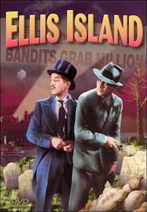 Ellis Island && It opens in 1926 when three bank robbers, Theodore Kedrich, Jan Imarski, and Petra Lonelli, stage a daring daylight bank robbery and get away with a million dollars in cash. They are soon apprehended and sent to prison for ten years but the money is not recovered. && NR && Phil Rosen && Donald Cook, Peggy Shannon, Jack La Rue &&