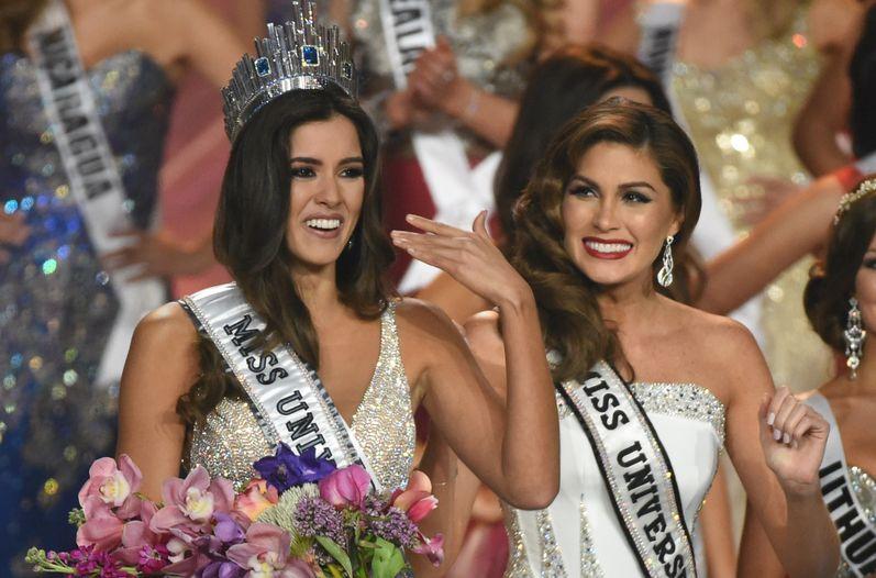 Miss Universo Colombiana Modelo Colombiana Gana Miss
