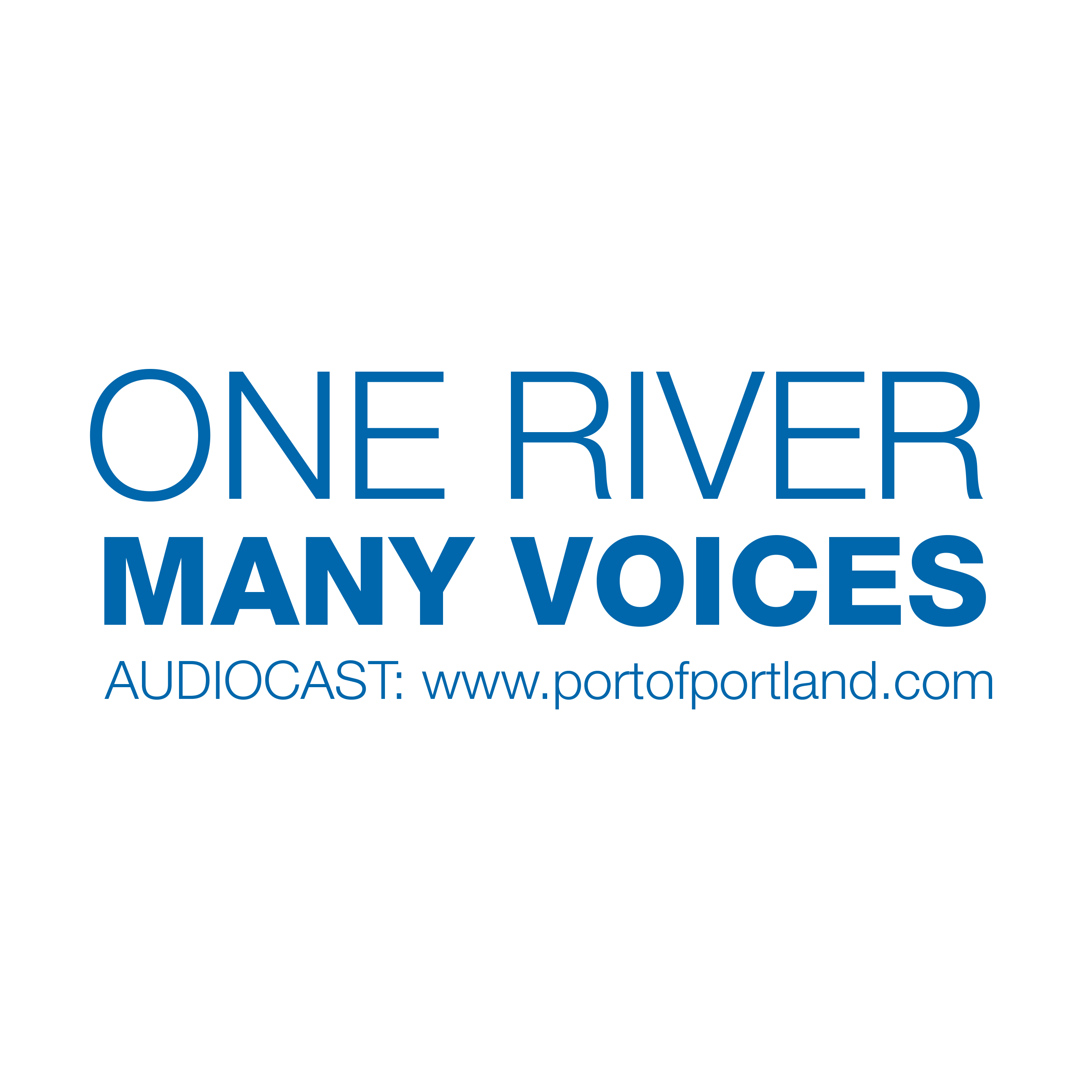 One River Many Voices