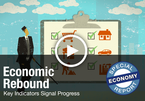 thumbnail of video - Economic Rebound: Key Indicators Signal Progress