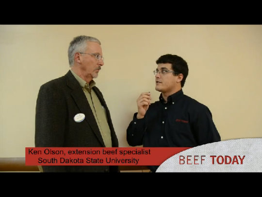 Range Beef Cow Symposium in Rapid SD