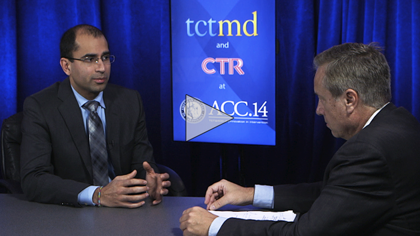 ACC.14 Monday Wrap-Up with Ajay Kirtane and C. Michael Gibson