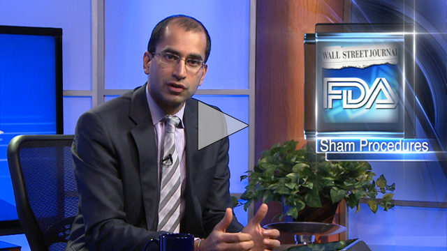 TCTMD Interventional Update with Ajay Kirtane: Sham Procedures