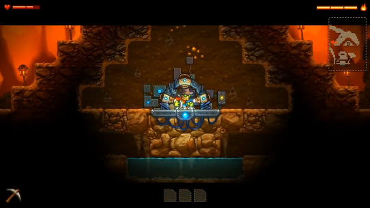 WiiUDS_SteamWorld_Dig_Trailer_enGB