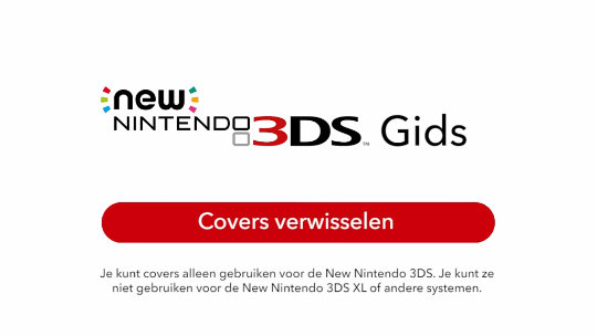 Covers (New Nintendo 3DS)