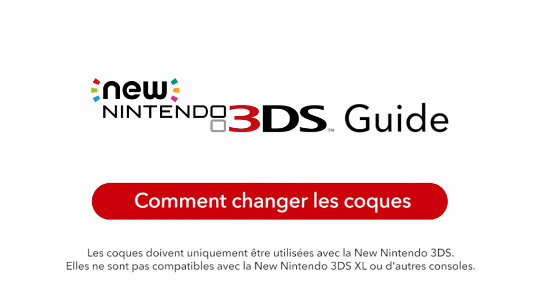 Coques (New Nintendo 3DS)
