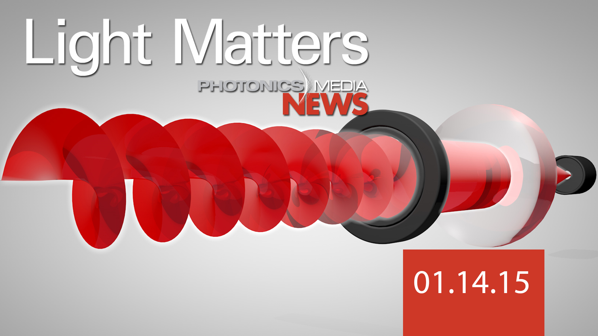 Ultrafast AOM & Nanoparticles Kill Cancer - LIGHT MATTERS 1/14/15