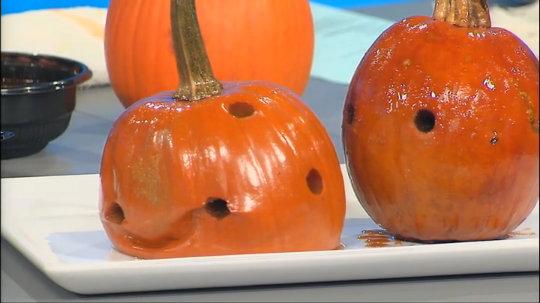 Candied Pumpkins