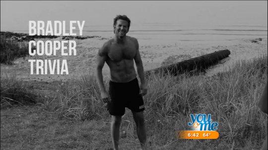Bradley Cooper Trivia