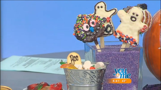 Halloween Cooking for Kids - Tomorrow
