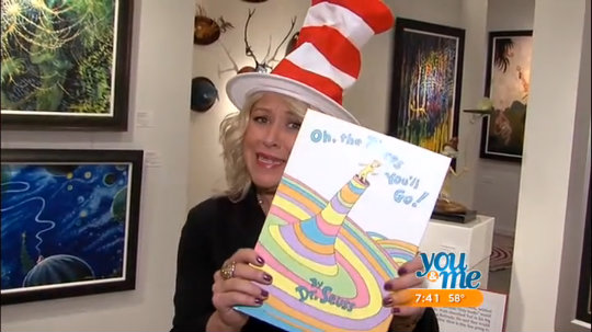 Hats Off to Dr. Seuss: Part 1