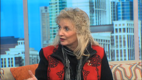 Karolyn Grimes Talks 'It's a Wonderful Life'