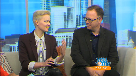 Veronica Roth & Garth Nix