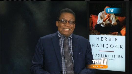 "Herbie Hancock Talks ""Possibilities"""