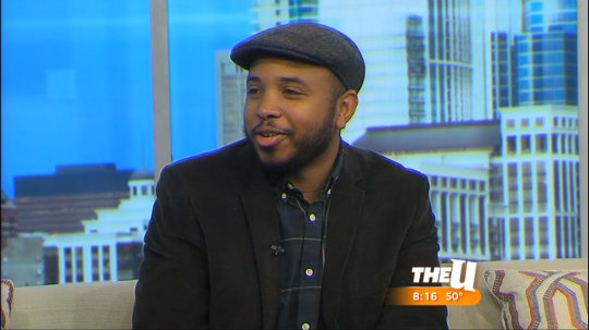 Justin Simien Talks 'Dear White People'