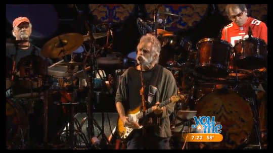 Grateful Dead with Norm Winer