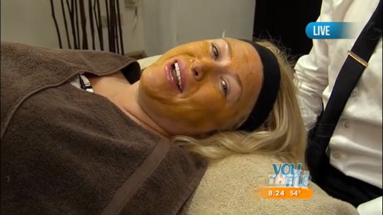 Pumpkin Facial: Part 2