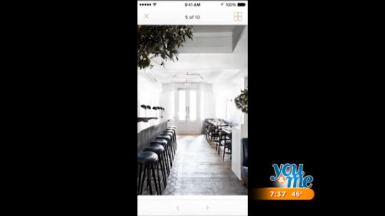 Reserve: New Restaurant Reservation App