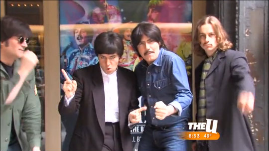 'Rain,' A Beatles Tribute Concert