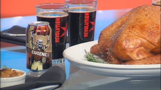 Thanksgiving Beer Pairing