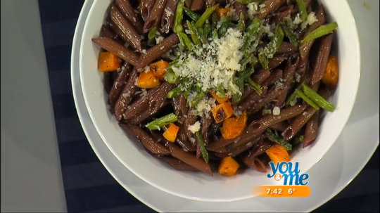 Wine Infused Pasta: Barilla