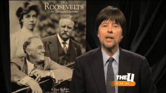 Ken Burns Talks 'The Roosevelts'