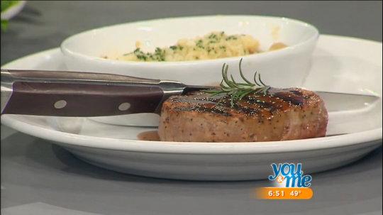 Steaksgiving Recipe