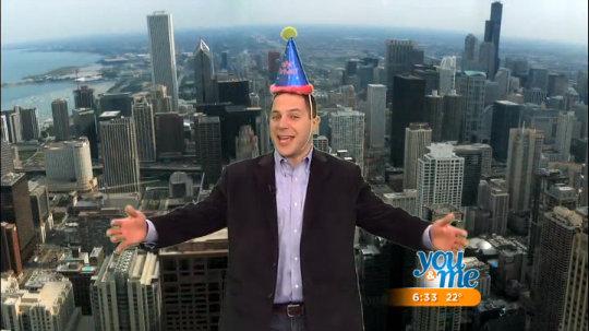 Did U Know? Chicago's Birthday