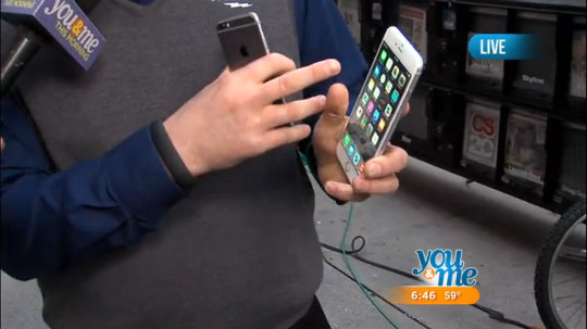 iPhone 6 Hits Stores Today