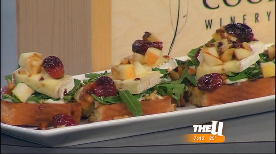 Bruschetta Recipe: Cooper's Hawk Winery  & Restaurants