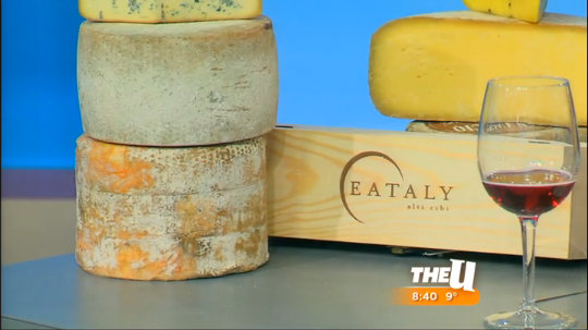 Winter Wine and Cheese Festival: Eataly